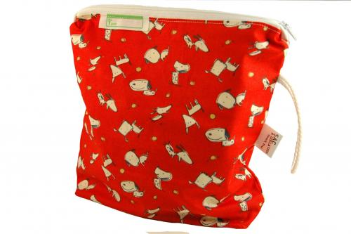 Red Dogs Big Snacks Bag