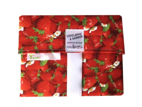 StrawBerry Sandwich Envelope