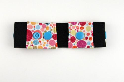 Snaps Belts Dots