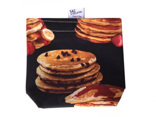 Pancakes Snacks Bag