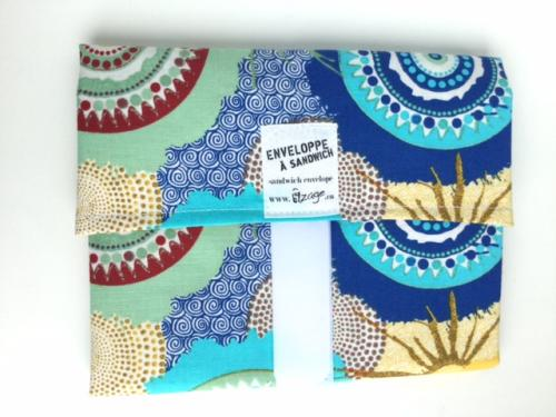 Sea Envelope Wrap
